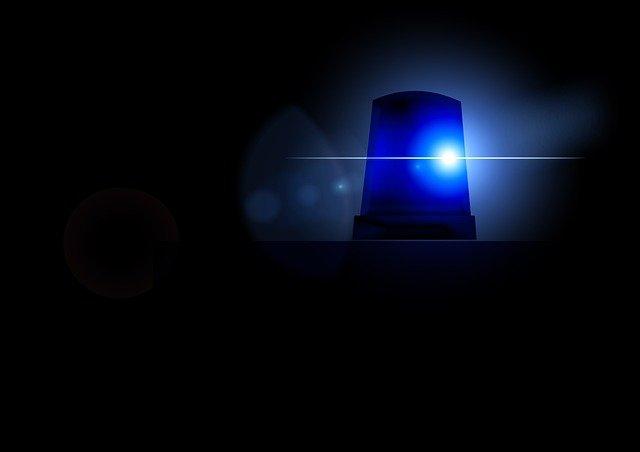 20201011 Blaulicht