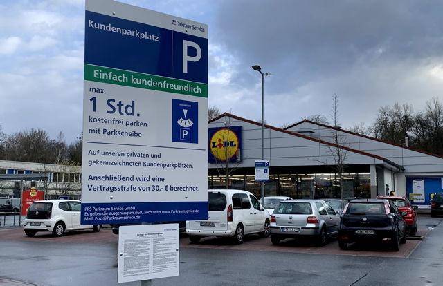 20210317 Parkscheibe Lidl