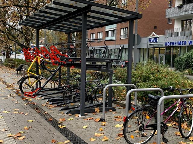Fahrrad-Umfrage